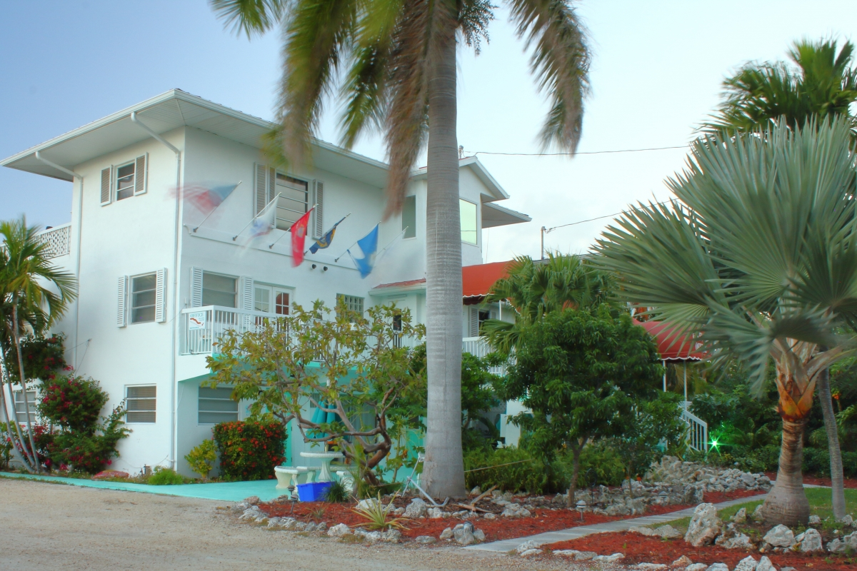 Main Building Gulf View Waterfront Resort 2018
