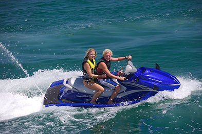 Dolphin Bay Water Sports wave runners